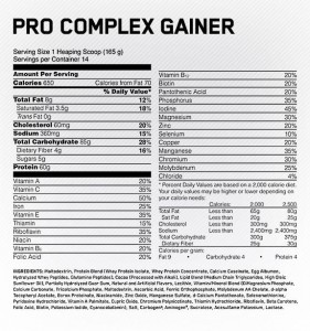 on pro complex review