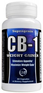 cb1 weight gainer effect