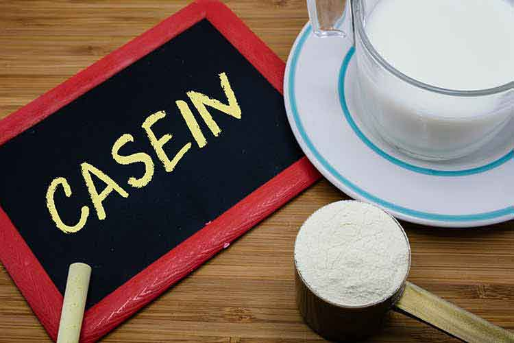 casein for building muscle