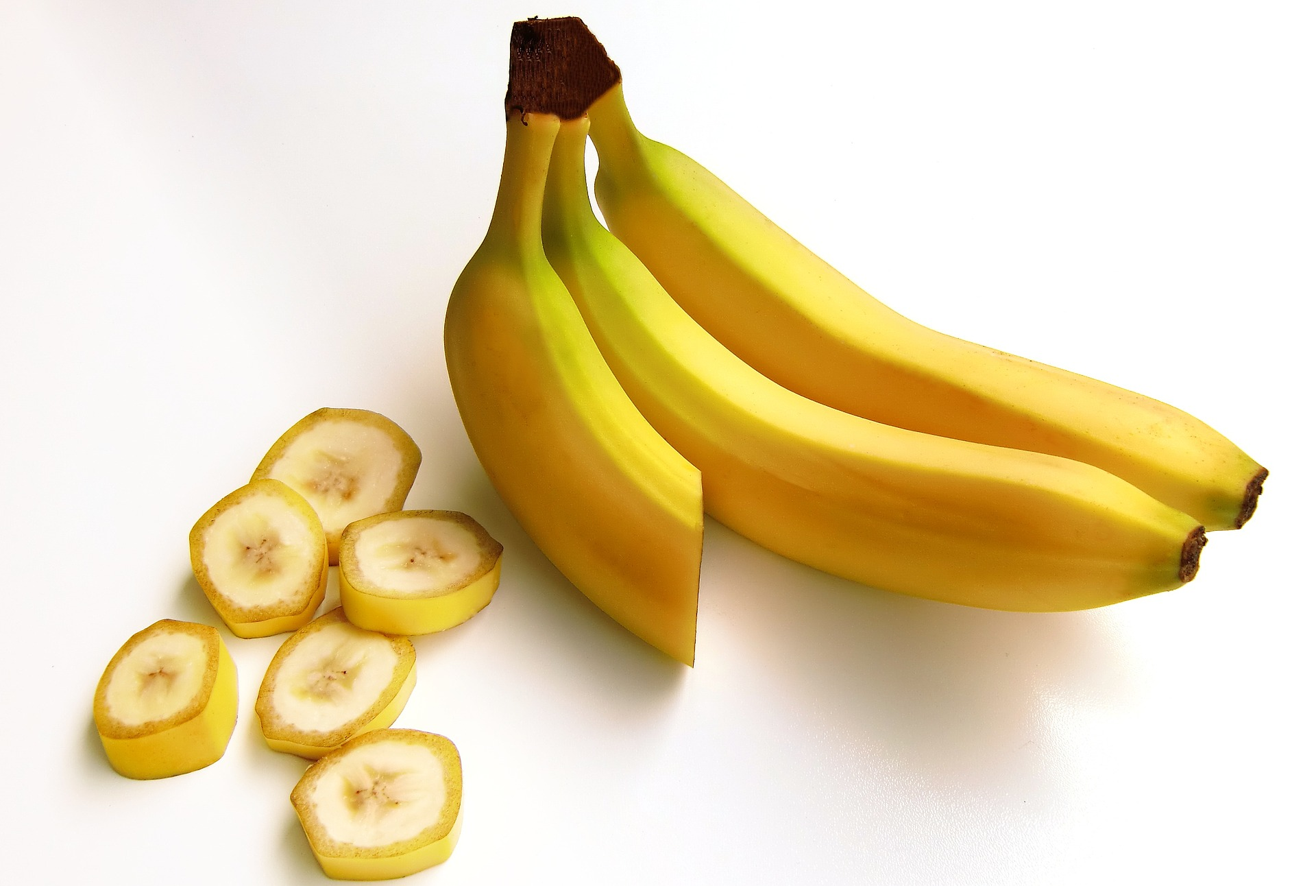 bananas for building muscle